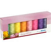 Spring - Silk Finish Cotton Thread Gift Pack 8/Pkg