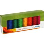 Summer - Silk Finish Cotton Thread Gift Pack 8/Pkg