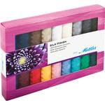 Silk Finish Cotton Thread Gift Pack 18/Pkg