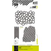 Textures #1, 3/Pkg - Carabelle Art Cut Die