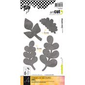 Foliage, 4/Pkg - Carabelle Art Cut Die
