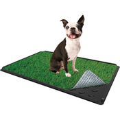 "Indoor Turf Dog Potty Classic Connectable 16""X24"""