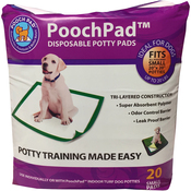 PoochPad Disposable Potty Pad-Small 10/Pkg