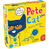 Pete The Cat Groovy Buttons Game University Games-Pete The Cat Groovy Buttons Game. Move around the board, collecting and losing buttons as you go. When all of the buttons are gone the player with the most buttons wins. This 10- 1/2x10-1/2x2-1/2 inch package contains forty buttons, four button jar boards, one game board with spinner, four game pieces, four stands and instructions. Recommended for ages 3 and up. WARNING: Choking Hazard- small parts. Not for children under 3 years. Imported.
