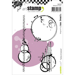 Stains & Seams - Carabelle Studio Cling Stamp A6