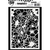 Flowers Bouquet - Carabelle Studio Template A6