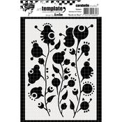 A Flower Ball - Carabelle Studio Template A6