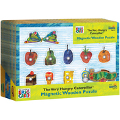 Very Hungry Caterpillar Magnetic Puzzle 11pcs