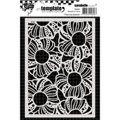 Flowers - Carabelle Studio Template A6