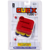 Cubix Tube Game University Games-Cubix Tube Game. Align all the colors and the piping accurately to solve the movable marble maze. This 8x5-1/2x3 inch package contains one Cubix Tube and two marbles. Recommended for ages 8 and up. Imported.