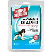 Medium - Simple Solutions Washable Diaper