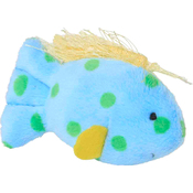 "Fish - Mulitpet Look Who's Talking Plush Toy 1.25"""