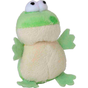 Frog - Multipet Look Who's Talking Plush Toy 1.25""