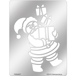 Santa Gifts - Stampendous Metal Stencil