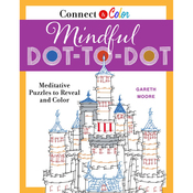 Connect & Color: Mindful Dot-To-Dot - St. Martin's Books