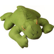 Frog - Multipet Dazzler Squeaky Animal 11""