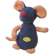 """Mouse - Multipet Deedle Dudes Plush Toy 8"""""""
