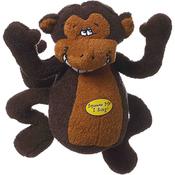 "Monkey - Multipet Deedle Dudes Plush Toy 8"""