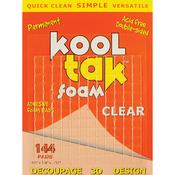 Kool Tak 3D Foam Pads 144/Pkg