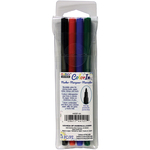 Primary - Color In Fine Tip Markers 4/Pkg