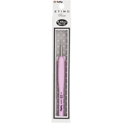 Size 15/.45mm - Tulip Etimo Rose Steel Crochet Hook