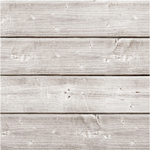 Weathered White - Jillibean Soup Mix The Media Wooden Plank
