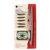Manuscript Oblique Dip Pen Set