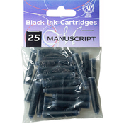 Manuscript Black Cartridges