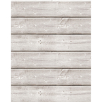 """18""""X24"""" Weathered White - Jillibean Soup Mix The Media Wooden Plank"""