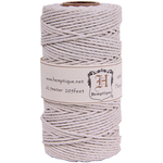 White - Hemp Cord Spool 48lb 205'