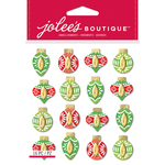Colorful Ornaments - Jolee's Boutique Dimensional Stickers