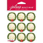 Merry Christmas - Jolee's Boutique Dimensional Stickers