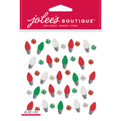Holiday Lights - Jolee's Boutique Dimensional Stickers