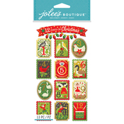 12 Days Of Christmas - Jolee's Boutique Dimensional Stickers