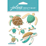 Sea Turtles - Jolee's Boutique Dimensional Stickers