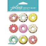 Donuts - Jolee's Boutique Dimensional Stickers