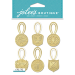 Sports Medals - Jolee's Boutique Dimensional Stickers
