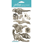 Dinosaur Skeletons Bones - Jolee's Boutique Dimensional Stickers