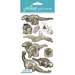 Dinosaur Skeletons Bones - Jolee's Boutique Dimensional Stickers