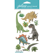 Dinosaurs - Jolee's Boutique Dimensional Stickers