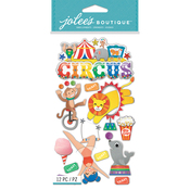 Circus - Jolee's Boutique Dimensional Stickers