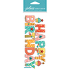 Happy Birthday - Jolee's Boutique Dimensional Stickers