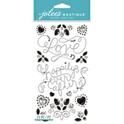 Wedding Bling Icons - Jolee's Boutique Dimensional Stickers