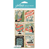 Travel Poster - Jolee's Boutique Dimensional Stickers