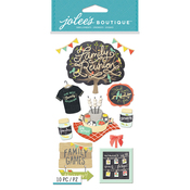 Family Reunion - Jolee's Boutique Dimensional Stickers