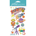 Science Museum - Jolee's Boutique Dimensional Stickers