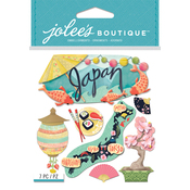 Japan - Jolee's Boutique Dimensional Stickers