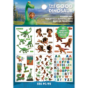 The Good Dinosaur - Disney Sticker Pad 18 Sheets
