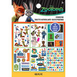 Zootopia - Disney Sticker Pad 18 Sheets
