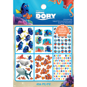 Finding Dory - Disney Sticker Pad 18 Sheets